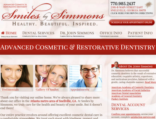 Smiles By Simmons Dental Practice
