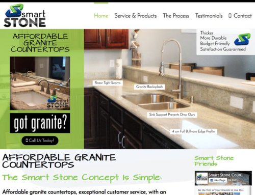 Smart Stone Granite Countertops
