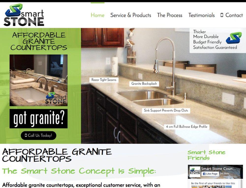Smart Stone Granite Countertops