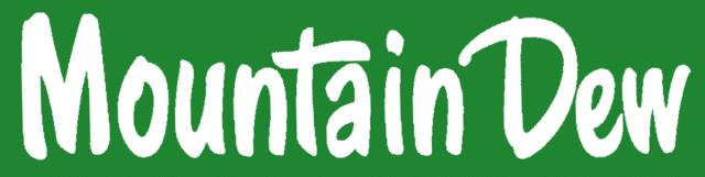 Mountain Dew 70s Logo