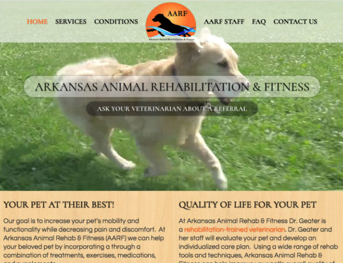 Arkansas Animal Rehabilitation & Fitness