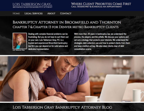 Lois Tabberson Gray Law Office in Broomfield, CO