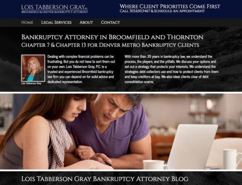 Lois Tabberson Gray Law Office in Broomfield, CO