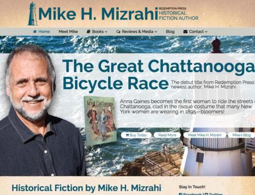 Historical Fiction Author Mike H. Mizrahi