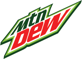 Mountain Dew Current Marketing Logo