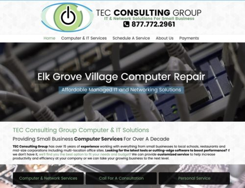 TEC Consulting Group Computer & IT Solutions
