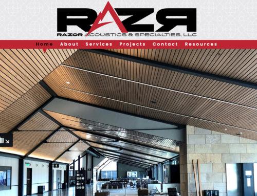 Razor Acoustics & Specialties