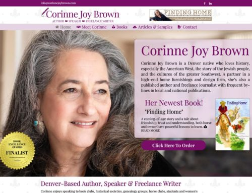 Corinne Joy Brown
